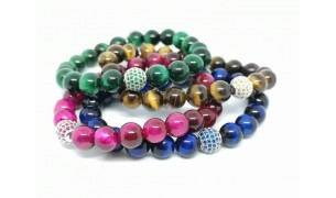 Natural Crystal Healer Stones Collection
