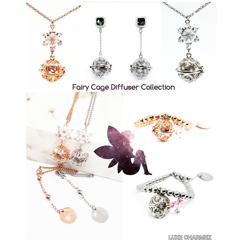 Fairy Cage Collection