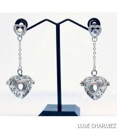 Dancing Hadraniel Diffuser Earrings   Minicage