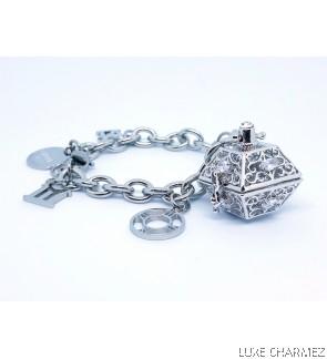 Charmez Secret Box Diffuser Bracelet