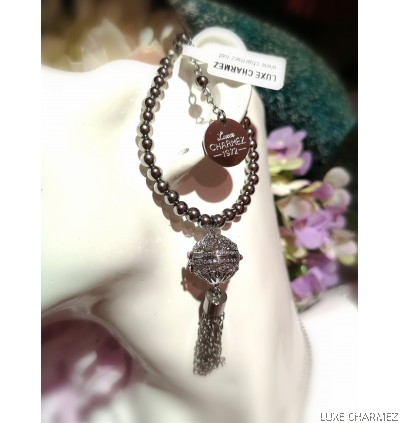 Medusa Tassels Diffuser Bracelet   Minicage