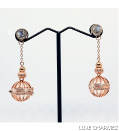Giselle Diffuser Earrings | Minicage
