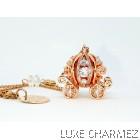 Ella Le Chariot Diffuser Necklace
