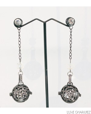Bewitched Sparkle Diffuser Earrings