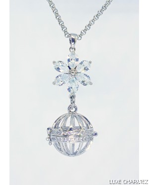Giselle Diffuser Necklace | Minicage