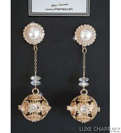 Royale Adele Diffuser Earrings