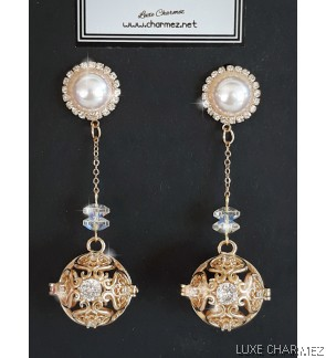 Royale Adele Diffuser Earrings