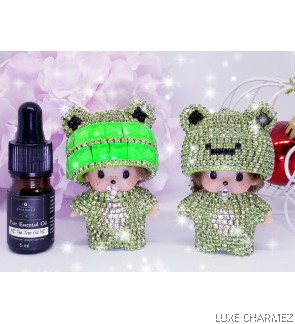 Monki Green Pair Set | Free EO | save 50%