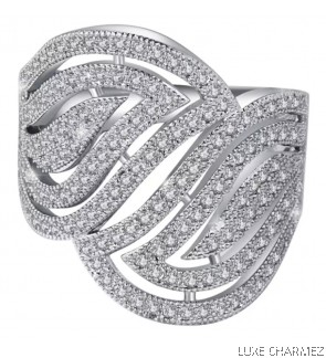 Duchess Ring   S925 Silver (Pre-Order)