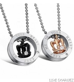 Crown Me Necklace (Pre Order)